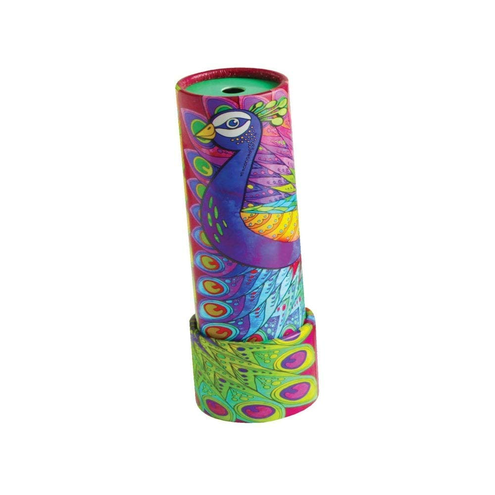 House of Marbles Peacock Kaleidoscope (1 Piece)