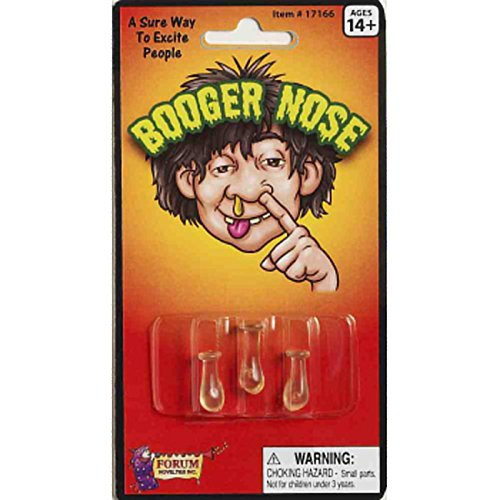 Forum Novelties Booger Nose Novelty Toy