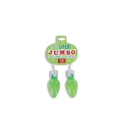 Holiday Jumbo Lites Earrings