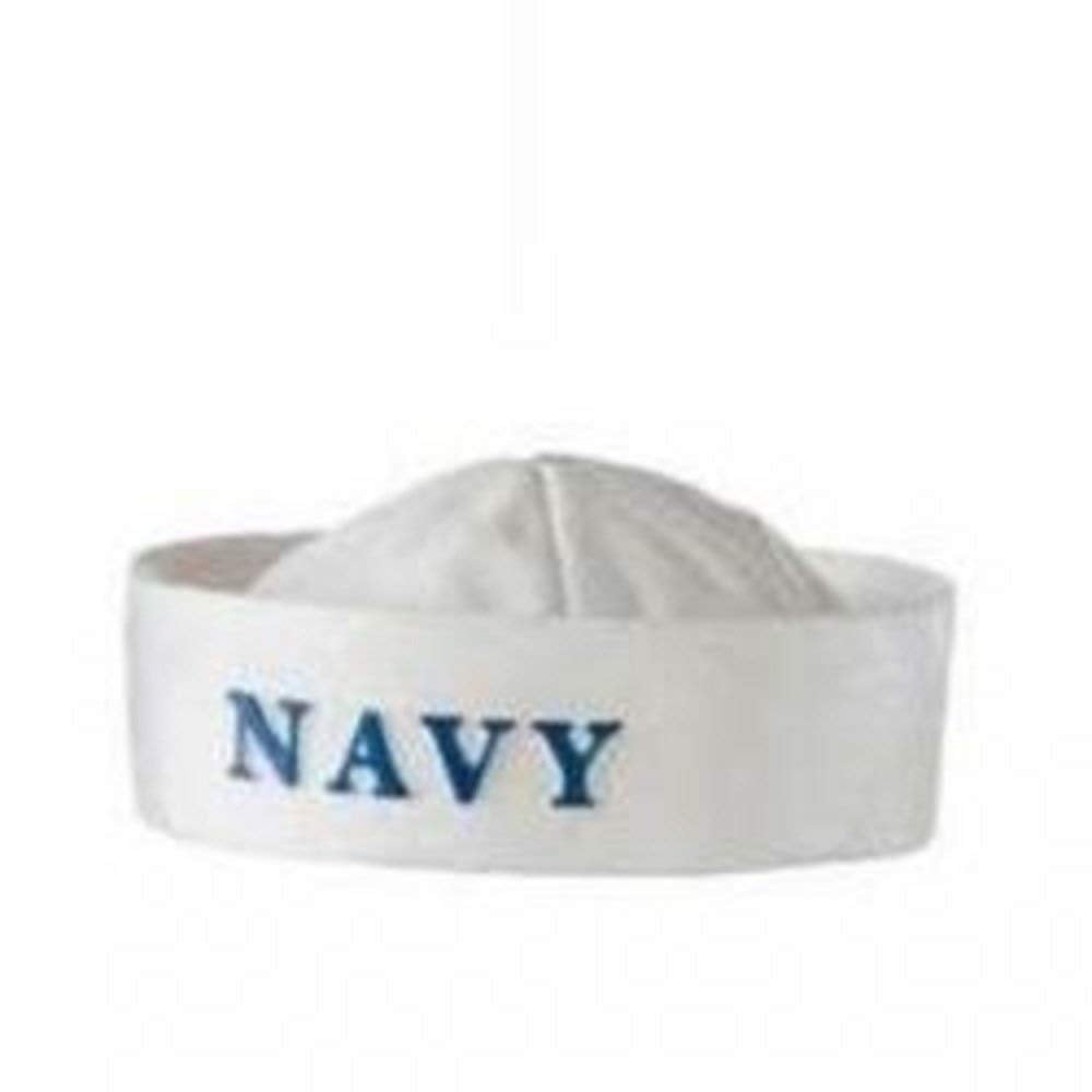 U.S. NAVY SEAMANS CAP CHRISTMAS ORNAMENT
