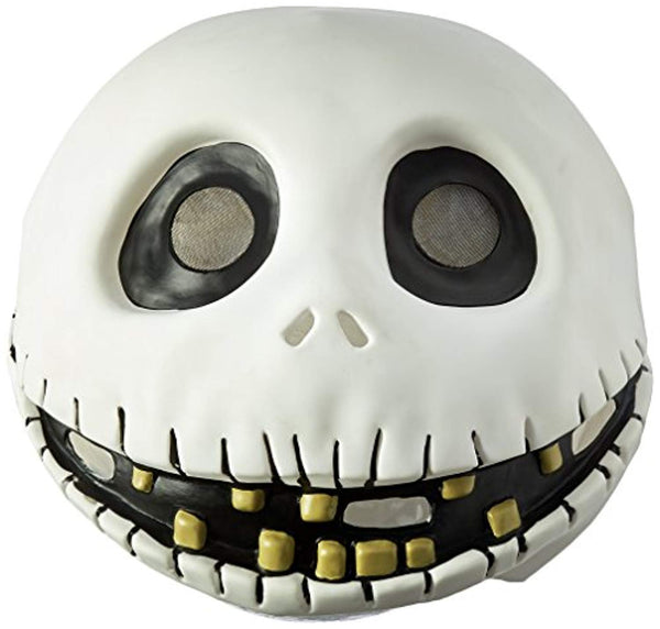 Disguise Men's The Nightmare Before Christmas Jack Skellington Latex Mask