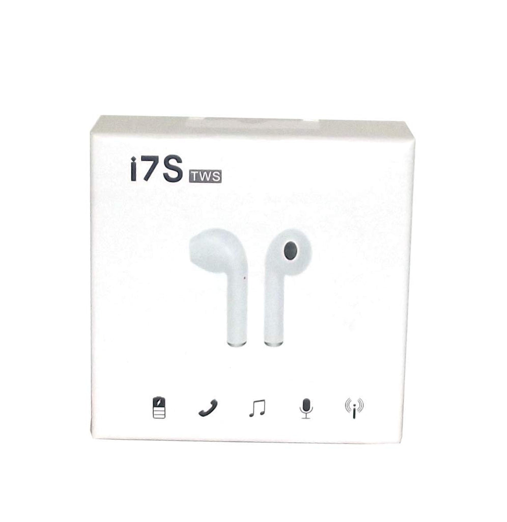 i7S TWS Wireless Earbuds with Charger Carrying Case