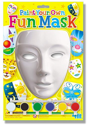 4M Paint Your Own Mask Kit