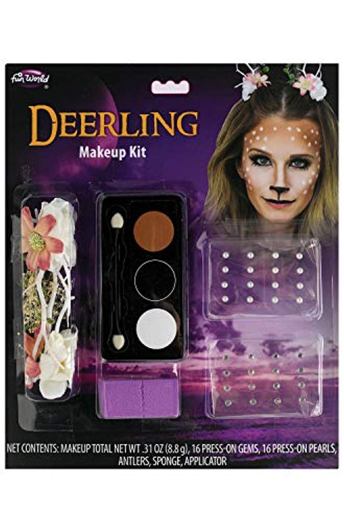 Fun World Deerling Make-Up Kit-