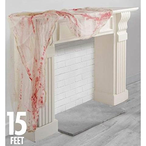 Bloody Gauze Drape | Halloween Decor