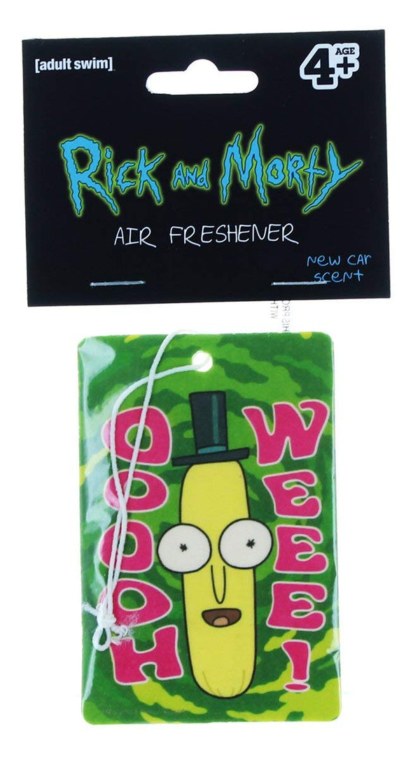 Rick and Morty - Poopybutthole Air Freshener