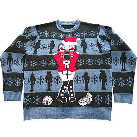The Nutcracker Ugly Christmas Sweater- FunQi