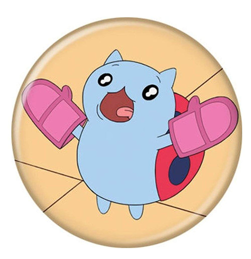 ATA-BOY BRAVEST WARRIORS CATBUG WITH OVEN MITS 3 INCH BUTTON