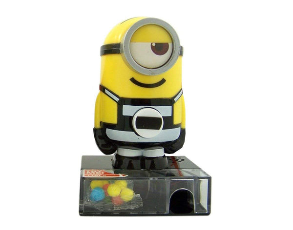 Despicable Me 3 Minions Candy Dispenser 1 Count Assorted