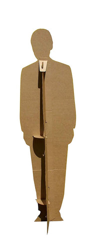 Aahs Engraving President Bill Clinton Life Size Carboard Stand Up, 6 feet