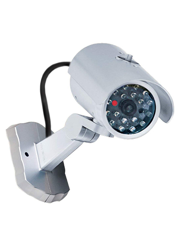 Simulated Security Camera for Indoor/Outdoor Use