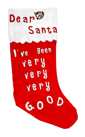 "Dear Santa Giant 32"" Stocking"