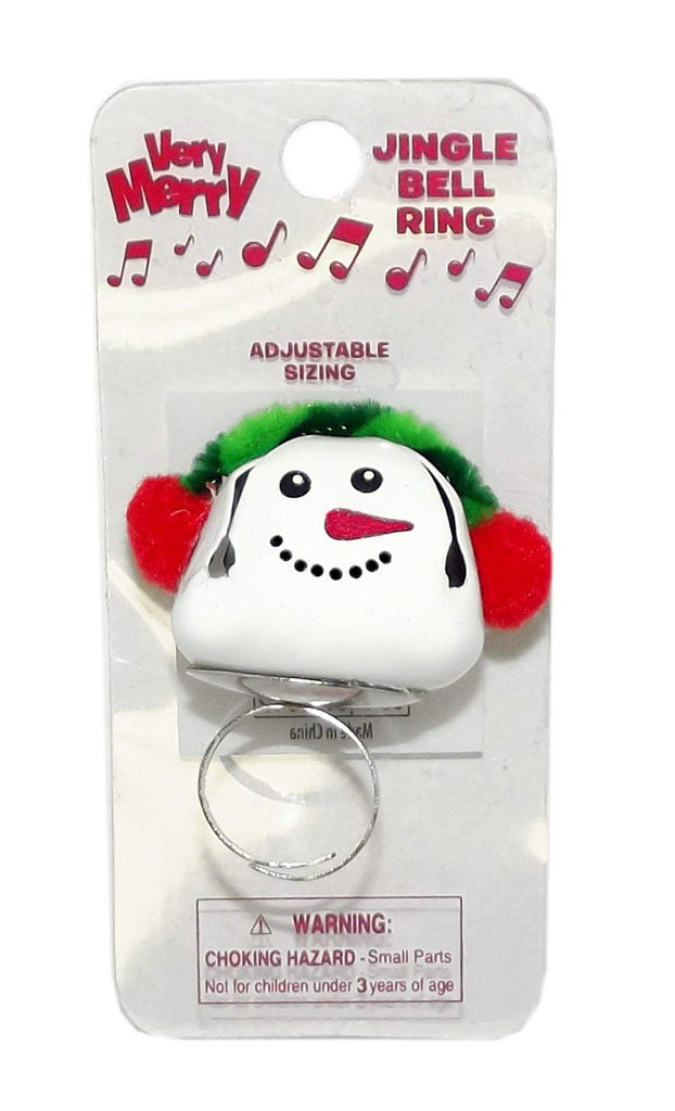 Jingle Rings (Snowman)