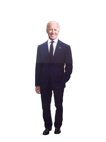 Aahs Engravings Joe Biden Life Size Stand Up