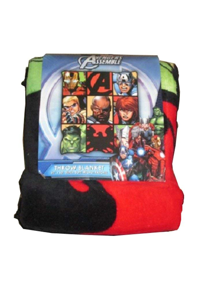 Avengers Guard Throw Blanket