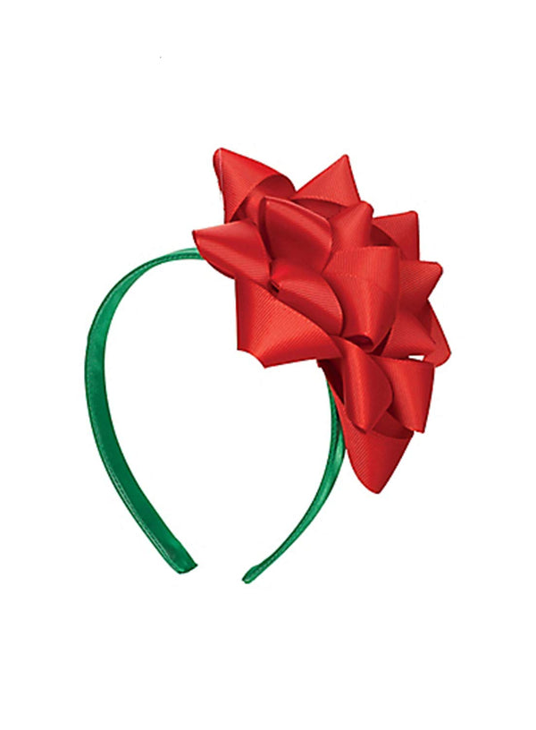 Amscan Christmas Bow Headband-One size