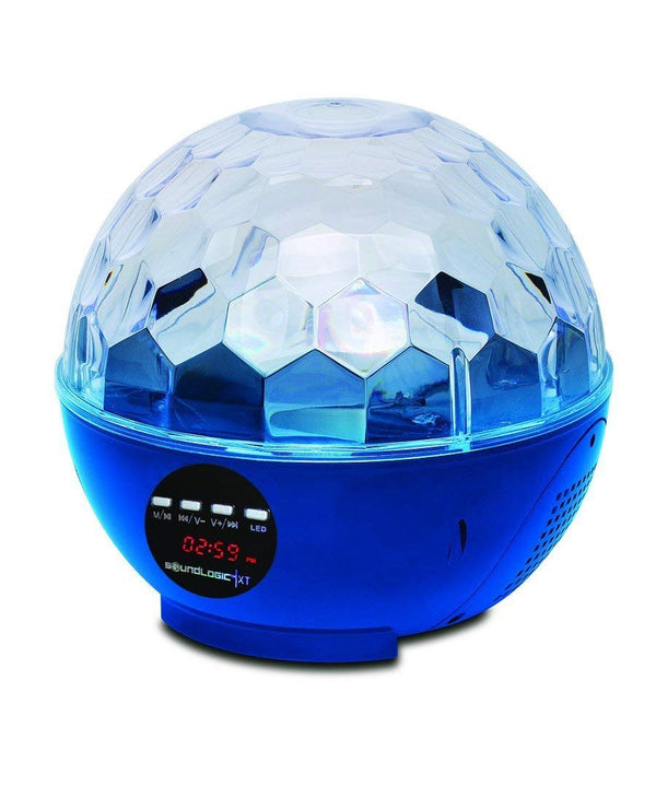 SoundLogic XT Bluetooth Instant Party Speaker with Disco Light Show
