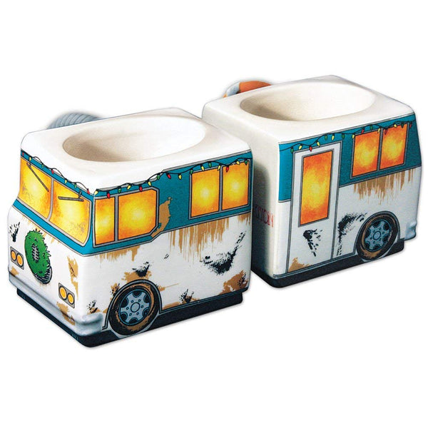 National Lampoon's Christmas Vacation Collector's Series RV Molded Mug Set/2