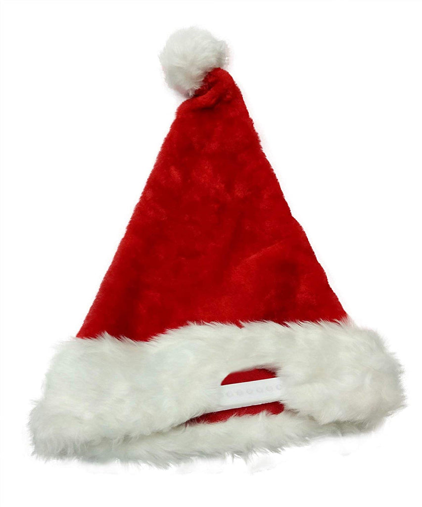 Magic Creations Snapback Adjustable Furry Santa Hat – Begum9 83b0afd69de