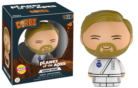Funko Dorbz Planet of The Apes George Taylor (Styles May Vary) Action Figure