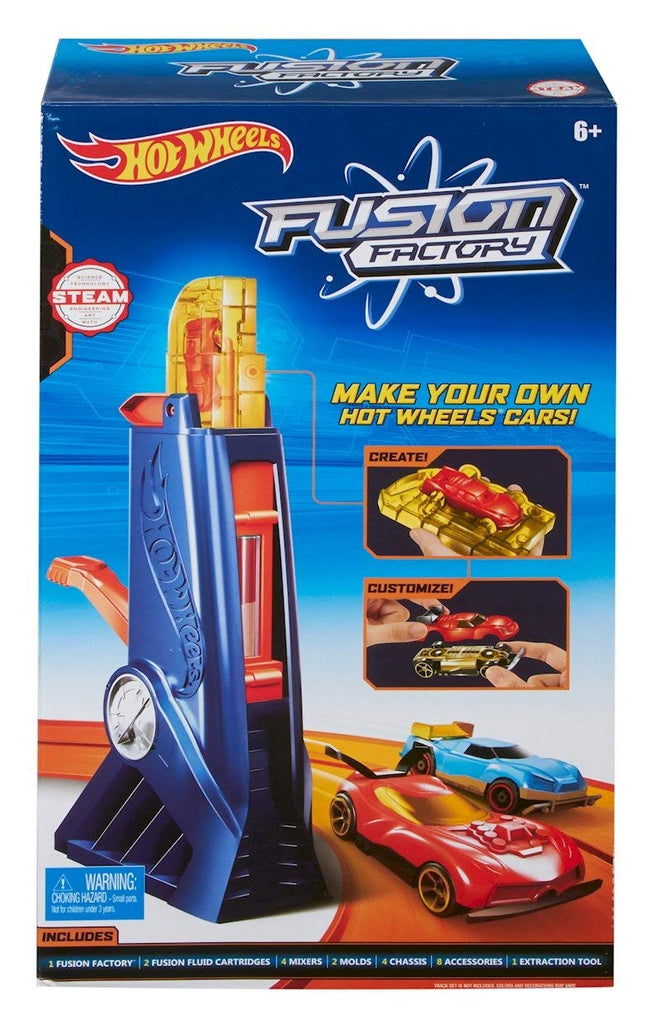 Hot Wheel Fusion Factory