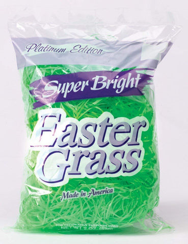 Bright Green Easter Grass