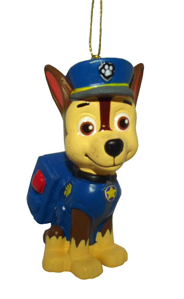 Kurt Adler Paw Patrol 3.5in Christmas Ornament (Each) (Chase)