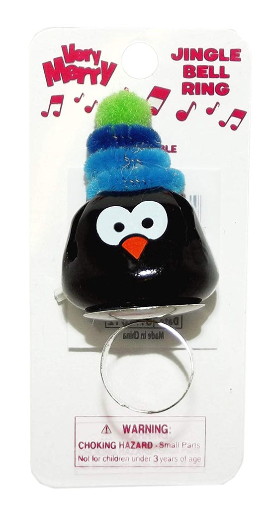 Jingle Rings (Penguin)