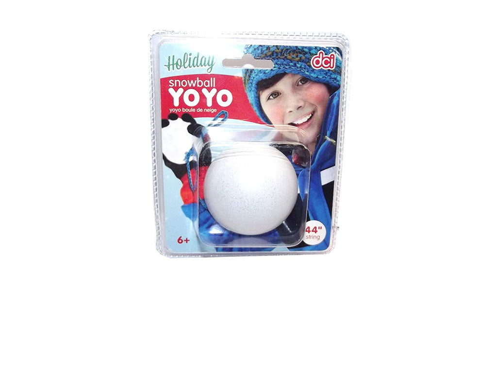 Holiday Snowball YOYO