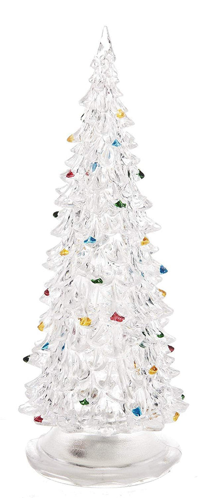 LED Color Changing Lighted Christmas Tree
