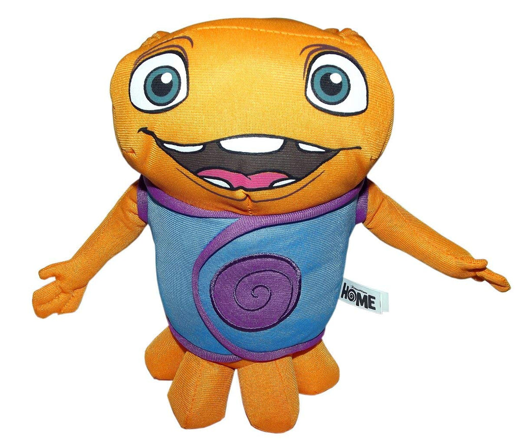 Dreamworks Home Boov Orange Plush
