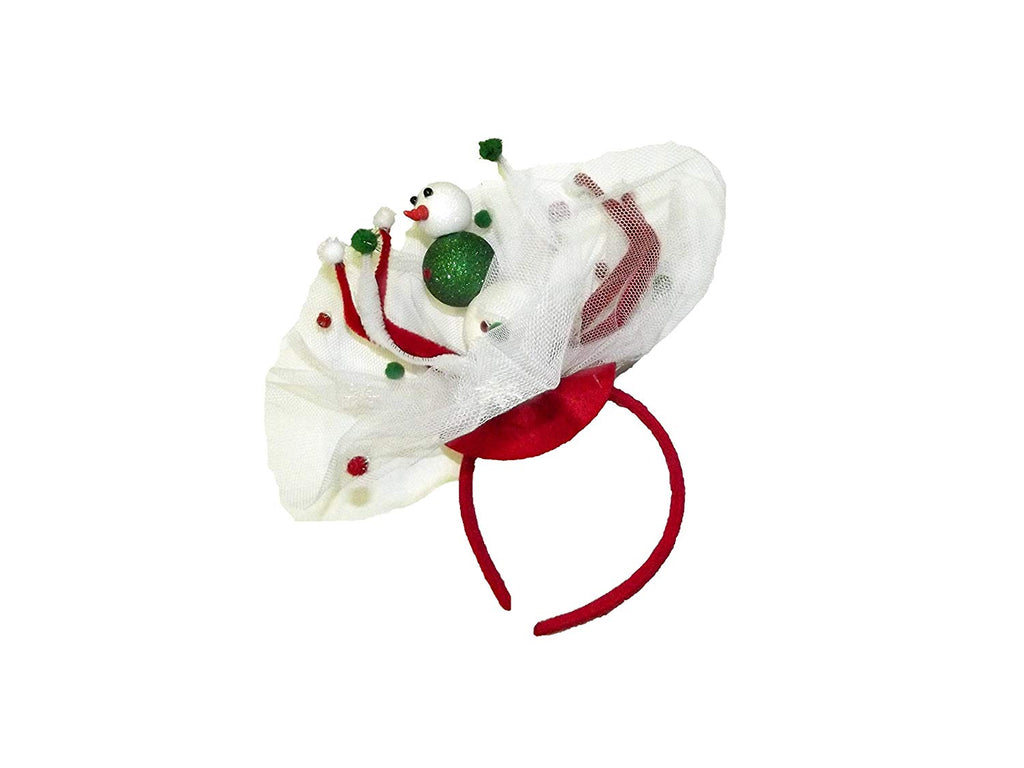 180 DEGREES HOLIDAY HEADBAND SNOWMAN