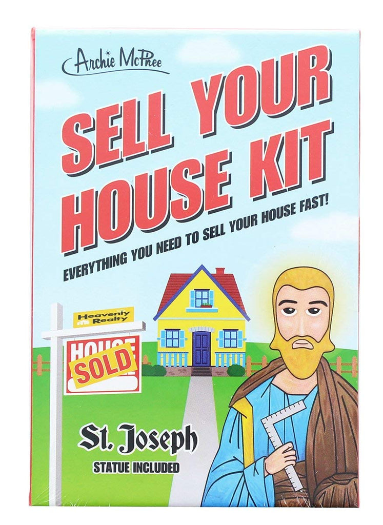 Accoutrements Saint Joseph Sell Your House Kit