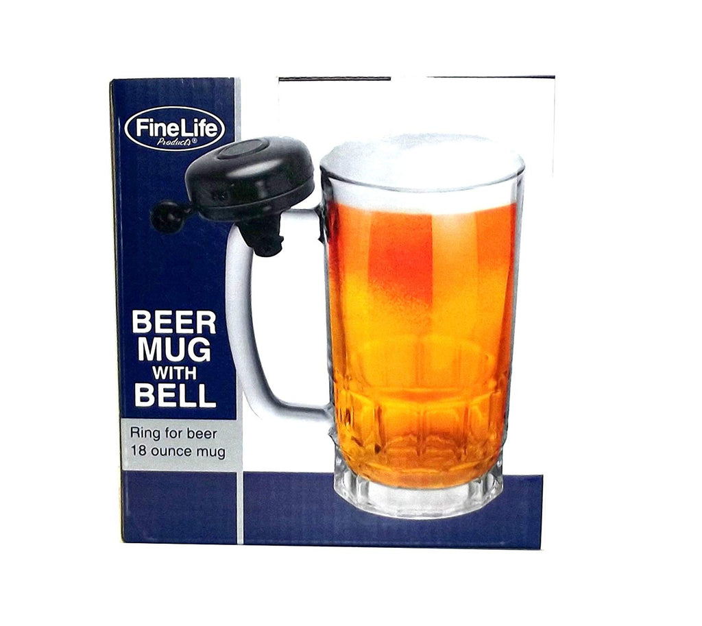 Max Sales Group Inc. Beer Mug With Bell