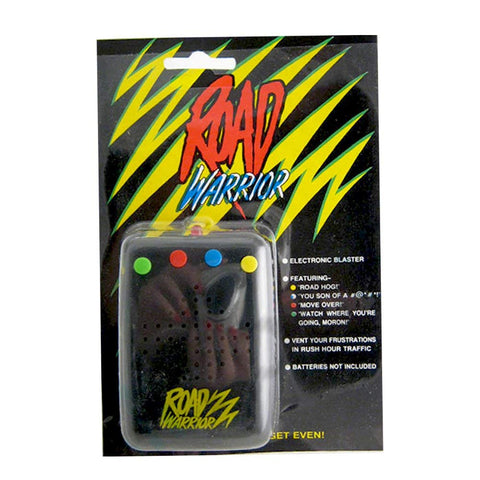 Road Warrior Electronic Blaster