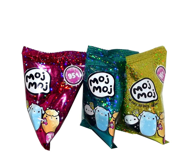 Moj Moj Sparkle Series Stress Relief Toy Blind Pack, 1 count, 2 pieces