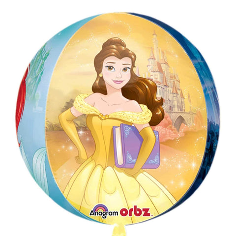 "Amscan International 3393301 ""disney Princess Clear Orbz"" Foil Balloon"