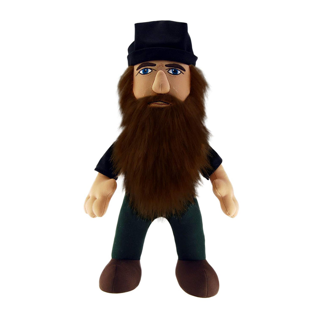 "Duck Dynasty Jase Character 24"" Plush with Sound"
