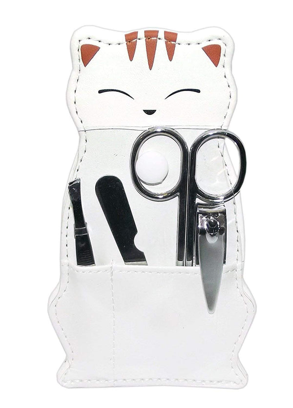 Purrfect Cat Manicure Nail Set