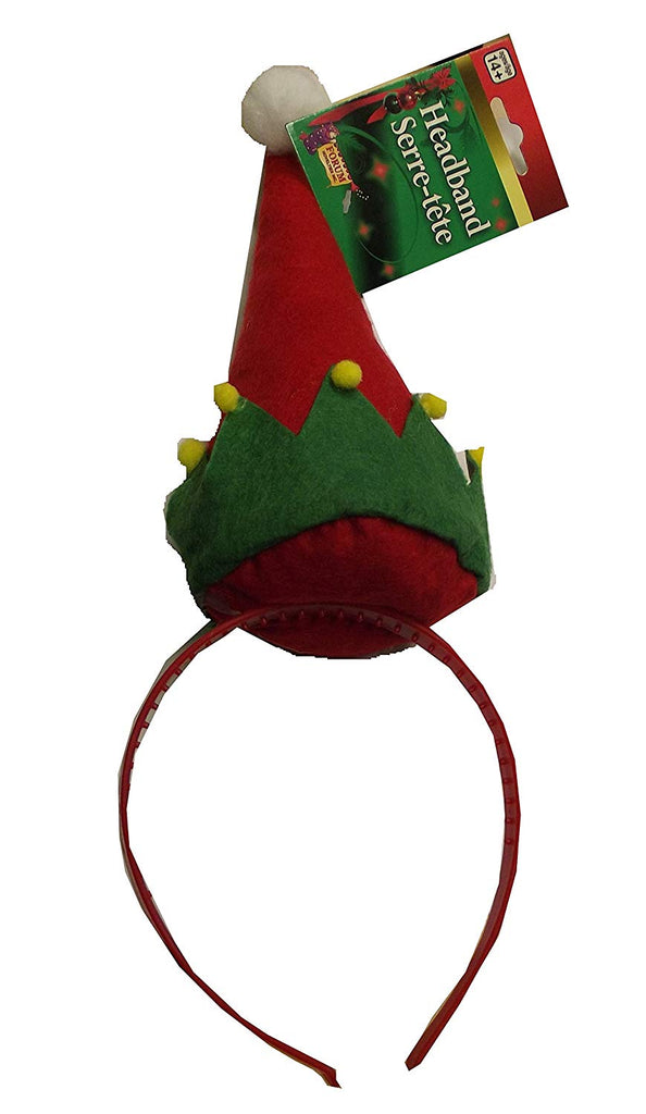 Forum Novelties Elf Hat with Headband