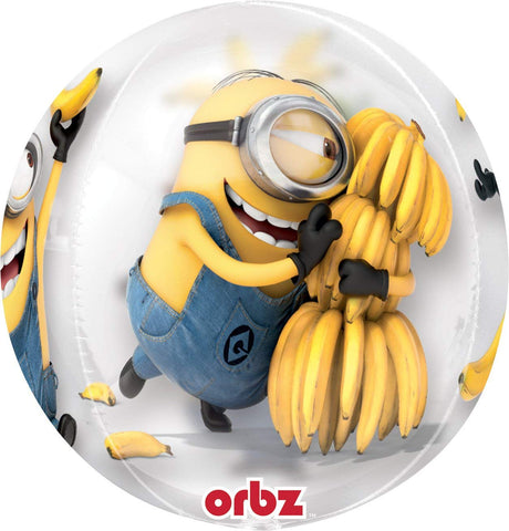 "15"" Despicable Me Clear Orbz"