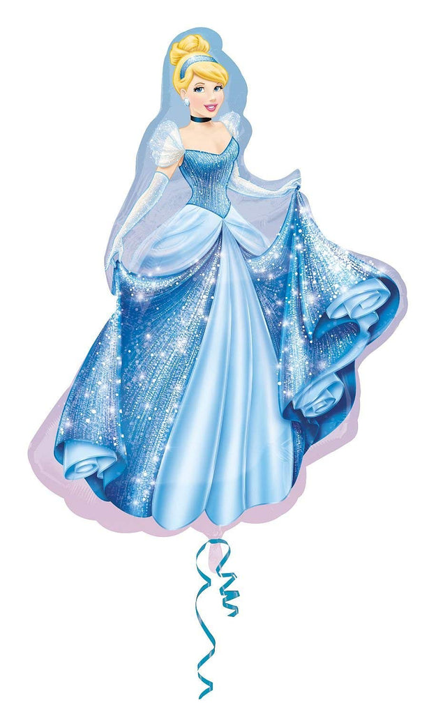 Disney Princess SuperShape Mylar Foil Balloon
