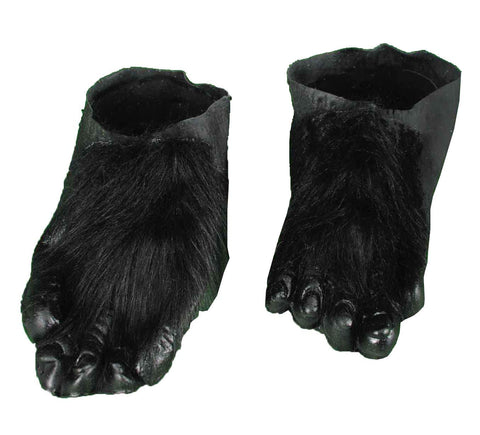 Forum Novelties Men's Adult Werewolf Hairy Feet Costume Accessory