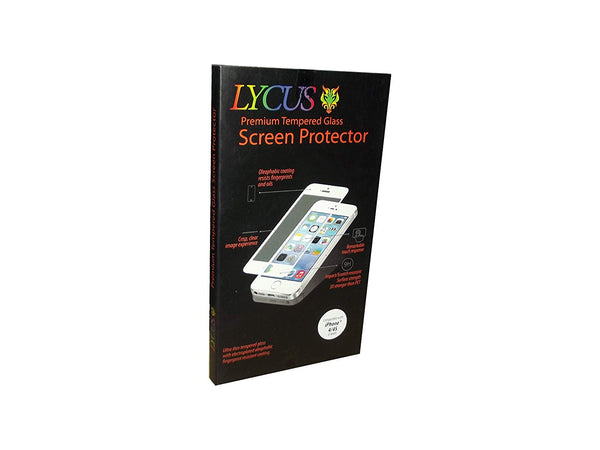 Iphone 4 / 4s Lycus Premium Tempered Glass Screen Protector