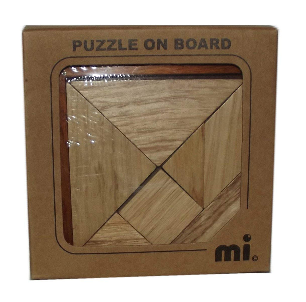 Mi Puzzle on Board-Tangram