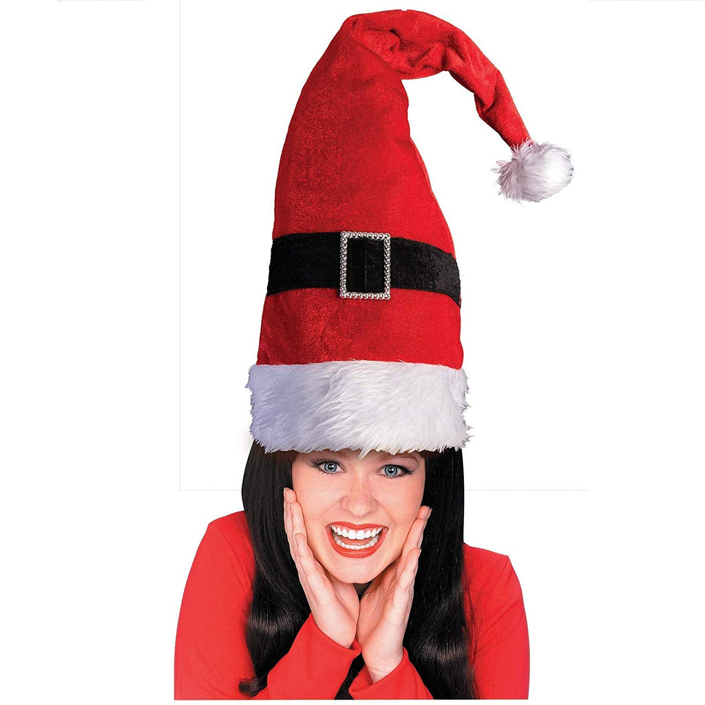 Forum Novelties Bendable Christmas Party Hat, One Size