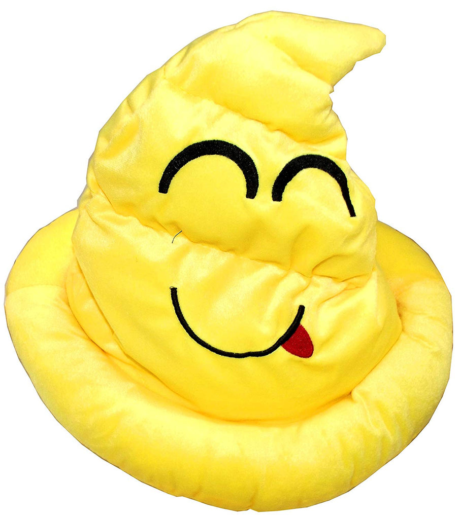 Barry Owen Tongue Out Emoji Plush Hat
