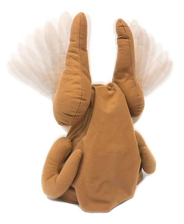 Forum Novelties Roasted Turkey Hat W/Moving Legs-Battery Operated, Multi Color, Standard