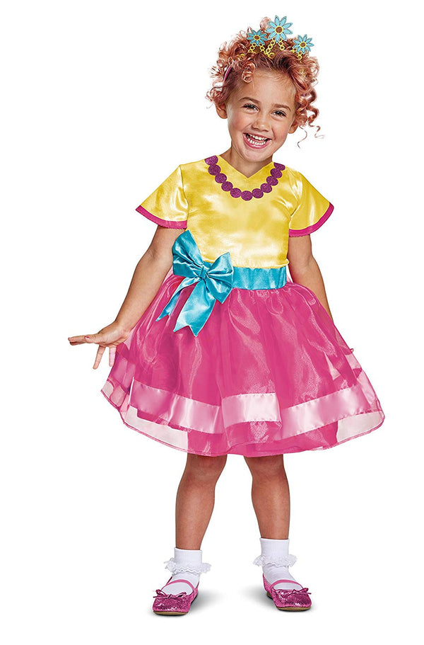 Disguise Fancy Nancy Classic Toddler Costume-