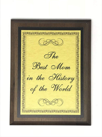 Aahs Engraving Worlds Greatest Plaques